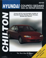 Hyundai Coupes and S…,9780801989537