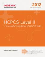 HCPCS Level II Profe…,9781601515735