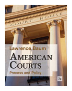 American Courts: Pro…,9780495916376