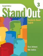 Stand Out 3: Text/Gr…,9781424020546