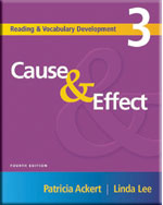 Cause & Effect: Read…