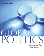 Global Politics, 9th…,9780618783434