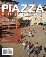 PIAZZA (with iLrn™ P…,9781285074818