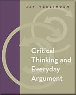 Critical Thinking an…,9780534601744