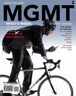 Bundle: MGMT 3 (with…,9781111624163