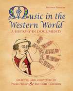 Music in the Western&hellip;,9780534585990