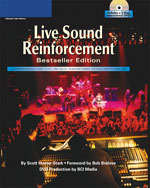 Live Sound Reinforce…,9781592006915