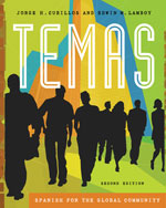 Temas: Spanish for t…,9781413010497