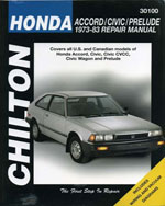 Honda Accord, Civic,…,9780801985911
