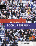 The Basics of Social…,9780495094685