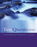 Ten Questions: A Soc…,9780495006909