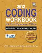 2012 Coding Workbook…, 9781285073057