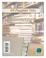 All Purpose Tabs, 1s…,9781580017954