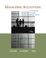 Managerial Accountin…,9781111571269