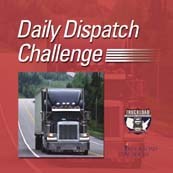 Daily Dispatch Chall…,9781401854980