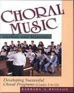 Choral Music Methods…,9780028703114