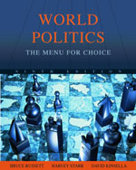 World Politics: The …,9780495410683