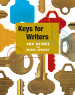 Keys for Writers, 6t…,9780495799825