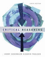 Critical Reasoning, …,9780534605070