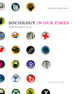 Bundle: Sociology in…,9781111979508