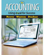 Accounting Using Exc…,9781111535216