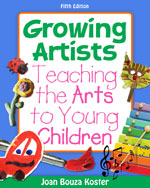 Growing Artists: Tea…,9781111302740