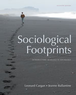 Sociological Footpri…,9780495601289