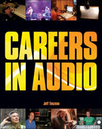Careers in Audio, 1s…,9781598634600