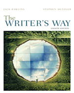 The Writer's Way, 8t…,9780495911449