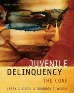 Juvenile Delinquency…