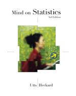 Mind on Statistics (…,9780534998646
