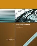 Java Programming, 4t…,9781423901280
