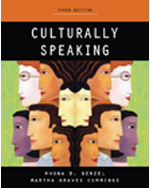 Culturally Speaking:…