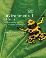 Environmental Ethics…