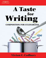 A Taste for Writing:…,9781418015541