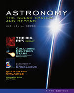 Bundle: Astronomy: T…,9780495291411