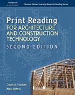Print Reading for Ar…,9781401851675