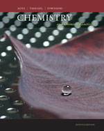 Bundle: Chemistry an…,9780495765837