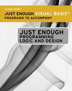 Just Enough Visual B…,9781111822835