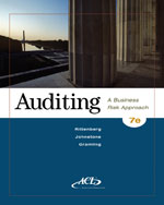 Auditing: A Business…,9780324658040
