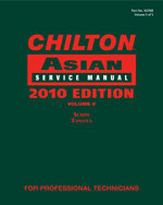 Chilton Asian Servic…,9781111037680