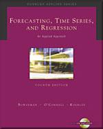 Forecasting, Time Se…,9780534409777