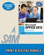 Bundle: Microsoft® O…,9781285719481