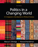 Bundle: Politics in …,9781133392125