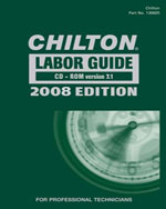 Chilton Labor Guide …,9781428320413