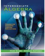 Intermediate Algebra…,9780534496364