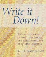 Write It Down!, 1st …