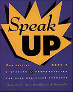 Speak Up 2: Listenin…,9780838449981