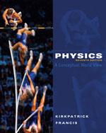 Physics: A Conceptua…, 9780495391524