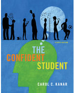 The Confident Studen…,9781133316473